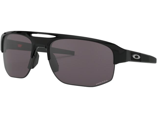 Oakley Mercenary Sunglasses Herren polished black/prizm grey